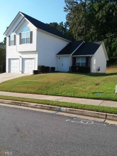 Henry County Single Family Home New: 444 Gresham