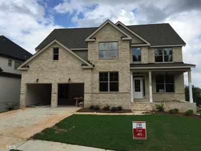 Grayson Single Family Home Under Contract: 254 Silvertop Dr