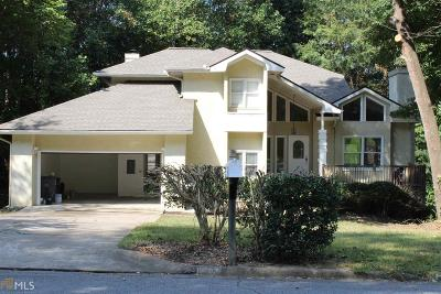 Roswell Single Family Home New: 79 Skyland Drive