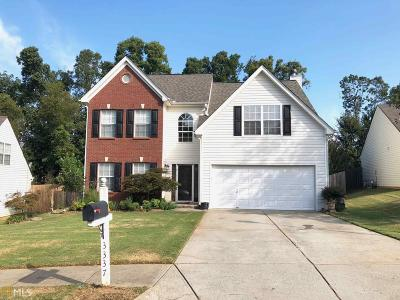 Lawrenceville Single Family Home New: 3337 Baymount Way