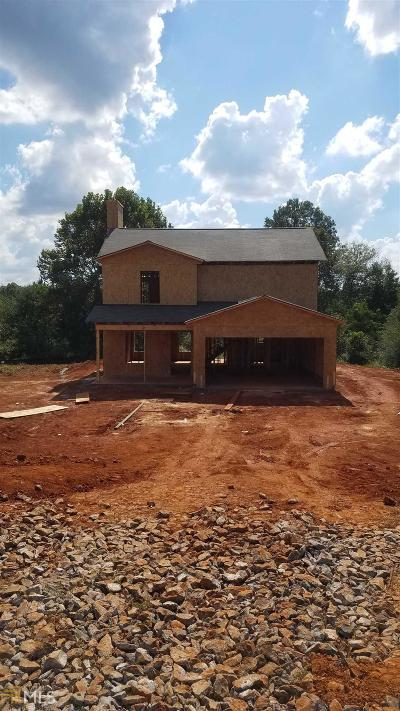Rockmart GA Single Family Home New: $168,900