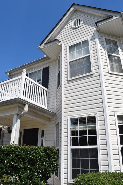 Clayton County Condo/Townhouse New: 7240 Georges Way