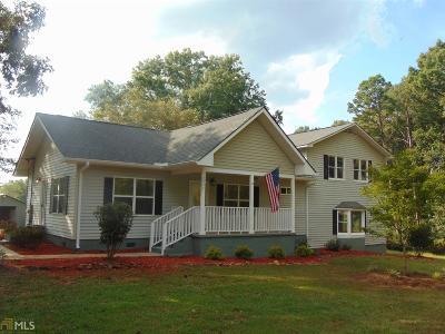 Hart County Single Family Home New: 7941 Ga Highway 17