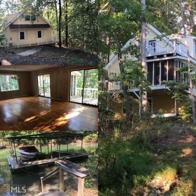 Dawsonville Single Family Home For Sale: 204 Winterhawk Cv