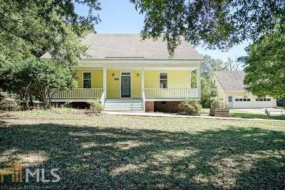 Madison Single Family Home Under Contract: 1748 Four Lakes Dr