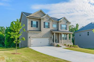 Acworth Single Family Home For Sale: 51 Water Oak Dr