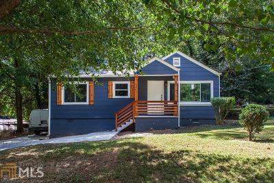 Decatur Single Family Home New: 3443 Bennington Drive