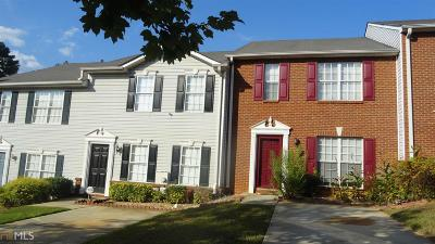 Clayton County Condo/Townhouse New: 1335 Hollenbeck Ln