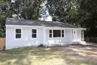 Marietta Single Family Home New: 483 Hyde Dr