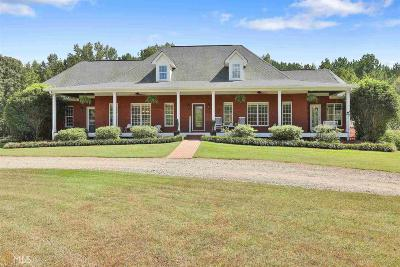 Fayetteville Single Family Home New: 1817 Highway 92 S