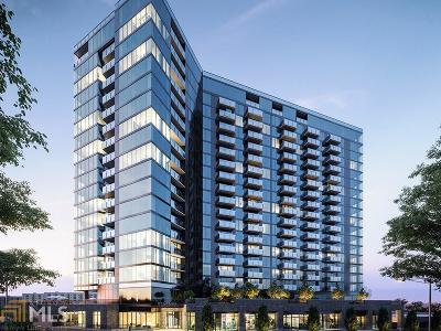 Atlanta Condo/Townhouse New: 788 W Marietta St #909