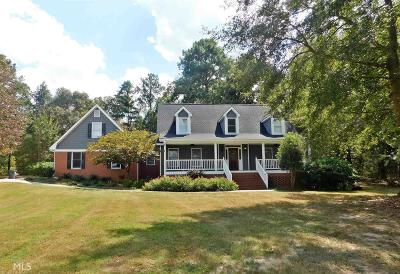 Rockdale County Single Family Home New: 2808 Chimney View Dr
