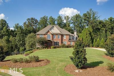 Milton Single Family Home New: 385 Creek Pt