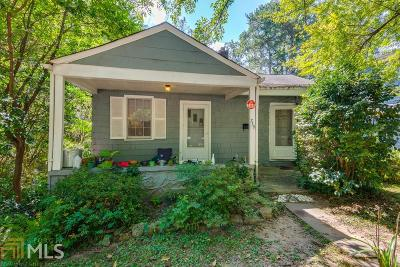 Atlanta Multi Family Home New: 739 San Antonio Dr