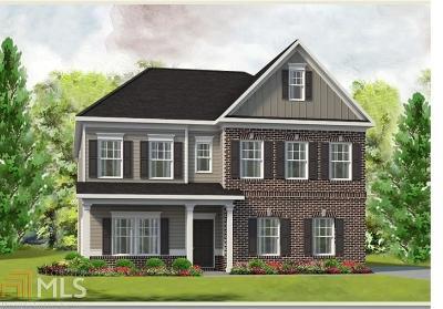 Covington Single Family Home New: 6166 Odum Cir