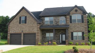 Henry County Single Family Home New: 125 Shenandoah Dr