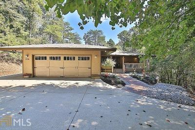 Gainesville Single Family Home Under Contract: 3381 Country Ln