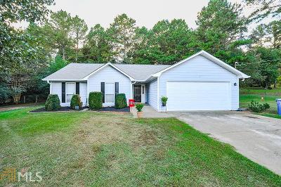 Henry County Single Family Home New: 321 Ashley Manor Way
