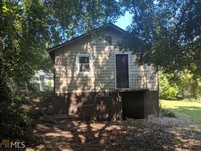 Atlanta Single Family Home New: 186 Dahlia Ave