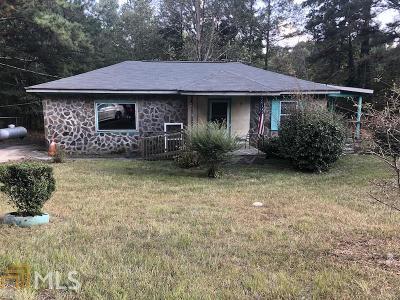 Newnan Single Family Home New: 64 Hall Dr