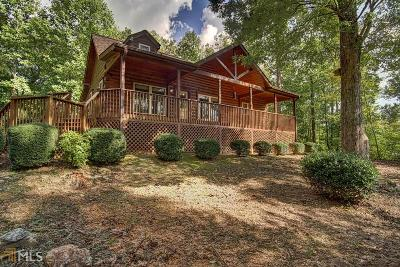 Hiawassee Single Family Home Under Contract: 730 Gage Dr