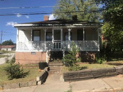 Covington Single Family Home New: 4 Walnut St