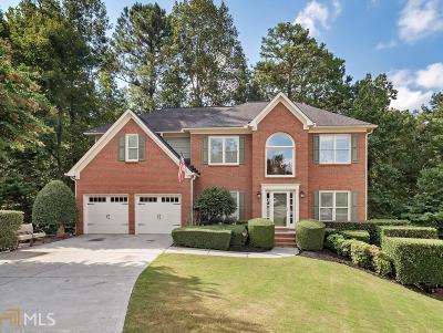 Suwanee Single Family Home New: 3464 Morningwood Ct