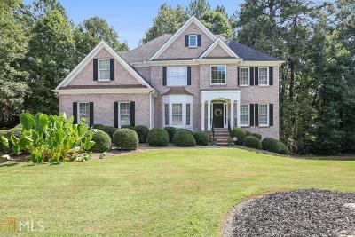 Suwanee Single Family Home For Sale: 5358 Glencastle Way