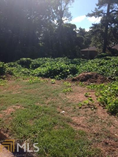 Stone Mountain Residential Lots & Land For Sale: 880 Mountain View Dr