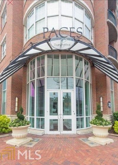 Atlanta Condo/Townhouse New: 325 E Paces Ferry Rd #1010