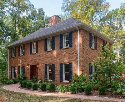Canton Single Family Home Back On Market: 1024 Iron Mountain Rd