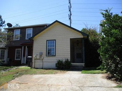 Clayton County Condo/Townhouse New: 6127 Princeton Ave