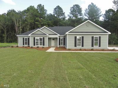 Statesboro Single Family Home New: 206 Stonebrook Way #83