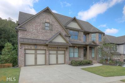 Hoschton Single Family Home For Sale: 4570 Sierra Creek Dr