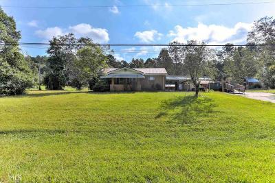 Newnan Single Family Home New: 109 Turner Rd