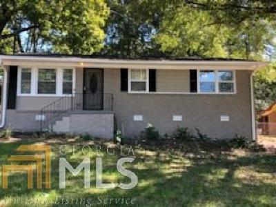 Atlanta Single Family Home New: 3359 Eisenhower