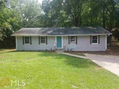 Jasper County Single Family Home Under Contract: 224 Lenora Dr