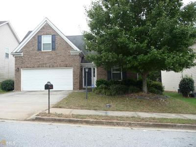 Grayson Single Family Home For Sale: 2797 Nathaniel Way