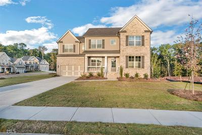 Snellville Single Family Home Sold: 1553 Mallory Rae Dr #5