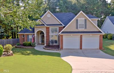 Newnan Single Family Home Under Contract: 81 Terrace Park