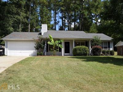 Peachtree City Single Family Home For Sale: 107 Linden Ln