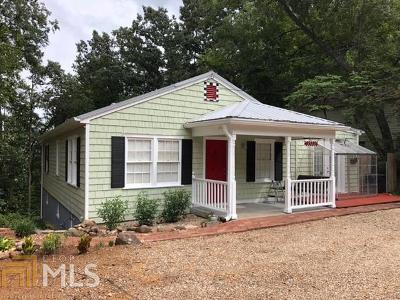 Marietta Single Family Home New: 703 Skyview Dr