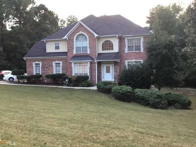 Ellenwood GA Single Family Home New: $252,000