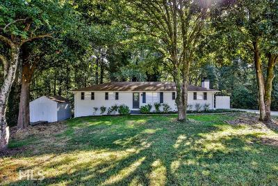 Winston Single Family Home For Sale: 3491 Birchwood Dr