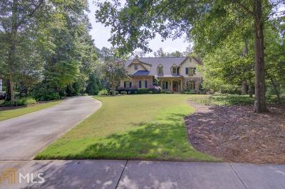 Fayetteville GA Single Family Home Under Contract: $879,000