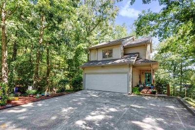 Cumming Single Family Home New: 4755 Pilgrim Mill Road