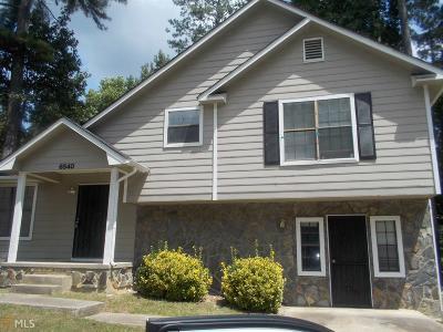 Atlanta Single Family Home New: 6540 Greenbower Ln