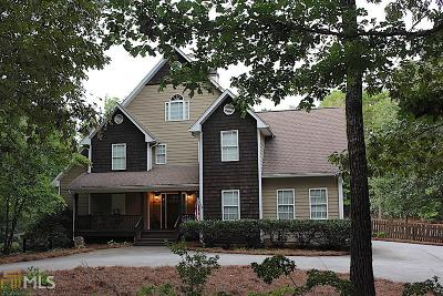 Clarkesville Single Family Home Under Contract: 775 Riverwilde Rd
