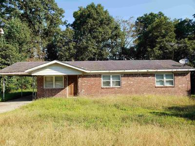 Clayton County Single Family Home New: 239 Shelburn