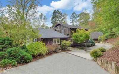 Rabun County Single Family Home For Sale: 3533 Blalock Goldmine Rd